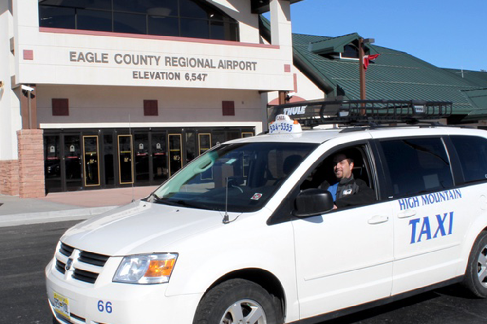Vail Eagle Airport Shuttle Taxi Service